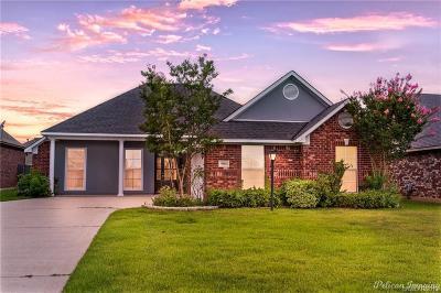 Haughton Single Family Home For Sale: 504 Brunswick Gardens