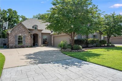 Bossier City Single Family Home For Sale: 766 Dumaine Drive
