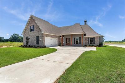 Bossier City Single Family Home For Sale: 203 Peregrine Way