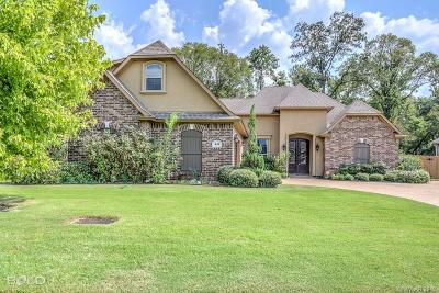 Bossier City Single Family Home For Sale: 448 Long Acre Drive