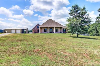 Benton Single Family Home For Sale: 286 Buffalo Road