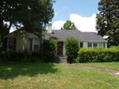 Broadmoor Single Family Home For Sale: 242 Arthur