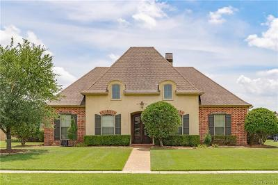 Bossier City Single Family Home For Sale: 400 Tanglewood Court