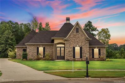 Benton Single Family Home For Sale: 293 Danielle Drive