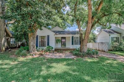 Broadmoor Single Family Home For Sale: 249 Carrollton Avenue