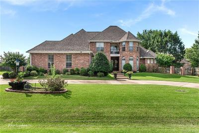 Bossier City Single Family Home For Sale: 712 Winding Willows