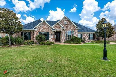 Benton Single Family Home For Sale: 105 Magnolia Chase Drive