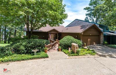 Shreveport Single Family Home For Sale: 5617 Willow Crest Drive