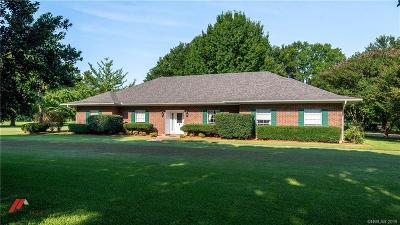 Bossier City Single Family Home For Sale: 5205 Bee Bend