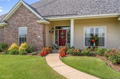 Bossier City Single Family Home For Sale: 515 Weavers Way