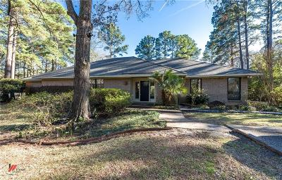 Caddo Parish Single Family Home For Sale: 506 Turkey Trail