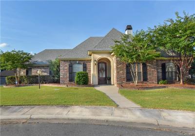 Hidden Trace Single Family Home For Sale: 432 Hidden Oaks