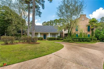 Shreveport Single Family Home Active Under Contract: 1125 Gatewood Circle