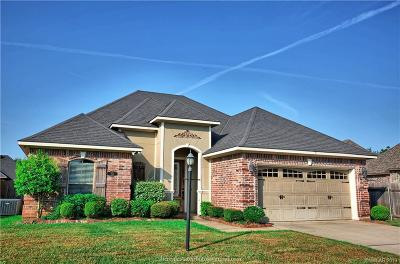 Haughton Single Family Home For Sale: 704 Fox Den