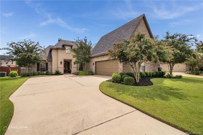 Shreveport Single Family Home For Sale: 9005 Sundance Lane
