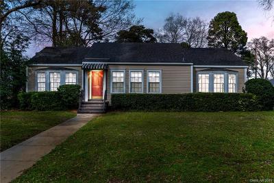 Shreveport Single Family Home For Sale: 502 Ratcliff Street