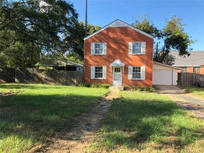 Ringgold LA Single Family Home For Sale: $65,000