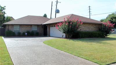 Town South Estates Single Family Home For Sale: 9502 Village Green Drive