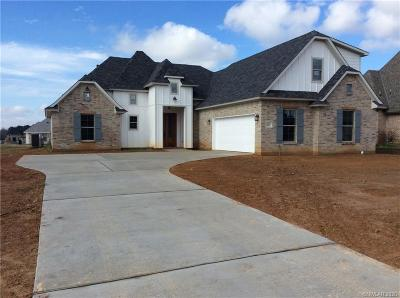 Desoto Parish Single Family Home For Sale: 223 Donna Drive #3