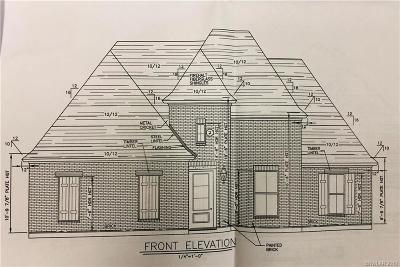 Benton Single Family Home For Sale: 194 Jamestowne Boulevard
