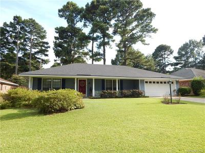 Ellerbe Road Estates Single Family Home Active Under Contract: 308 Hidden Hollow Drive