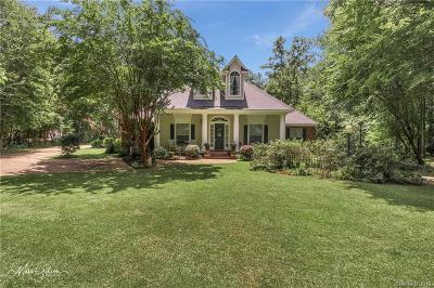 Caddo Parish Single Family Home For Sale: 411 Southaven Lane