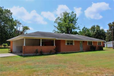 Webster Parish Single Family Home For Sale: 276 S Main Street
