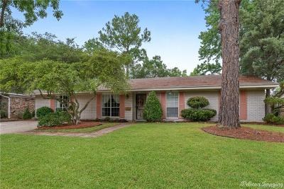 Shreveport Single Family Home For Sale: 258 Suzanne Drive