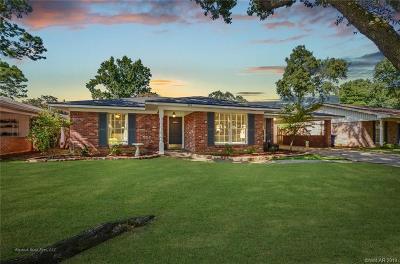 Broadmoor Terrace Single Family Home For Sale: 505 Levin Lane