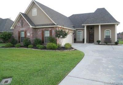 Bossier City Single Family Home For Sale: 527 Half Moon Lane