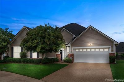 Shreveport Single Family Home For Sale: 220 Grey Eagle Drive