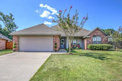 Haughton Single Family Home For Sale: 302 Haguewood Circle