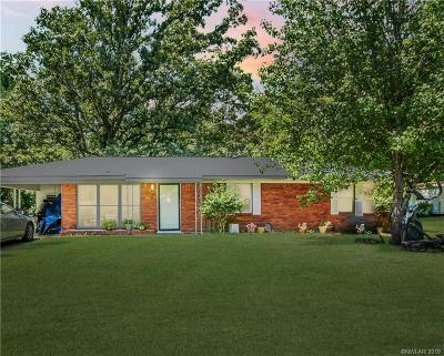 Haughton Single Family Home For Sale: 109 Lawrence Drive