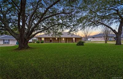 Benton Single Family Home For Sale: 4518 Palmetto Road