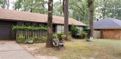 Haughton Single Family Home For Sale: 110 Elmview Lane