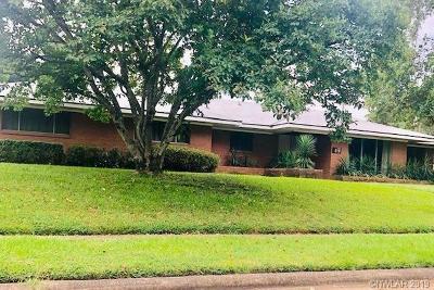Shreveport Single Family Home For Sale: 219 Symphony Lane