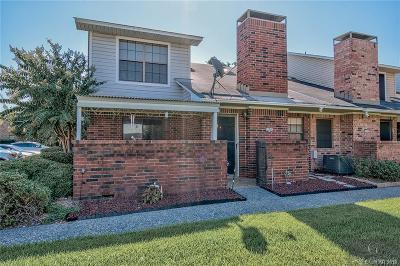 Bossier City Condo/Townhouse For Sale: 3634 Greenacres Place #228