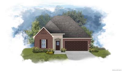 Shreveport Single Family Home For Sale: 207 Piper Drive