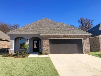 Bossier City Single Family Home For Sale: 3039 Grace Harper Drive