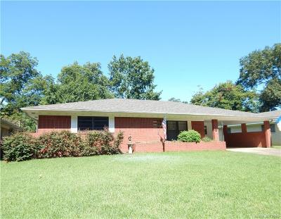 Clingman Park, Clingman Park Broadmoor Single Family Home For Sale: 4506 Tibbs Street