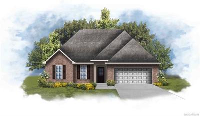 Bossier City Single Family Home For Sale: 1140 Eli-Conner Drive