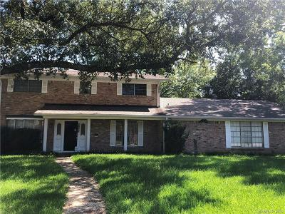 Bossier City Single Family Home For Sale: 2300 Ashdown