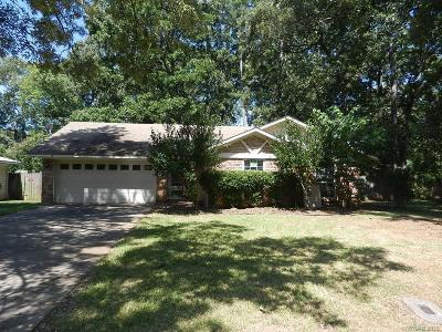 Single Family Home For Sale: 3505 Shadow Wood Drive
