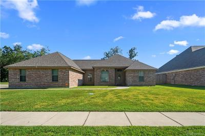 Haughton Single Family Home For Sale: 161 Bent Tree