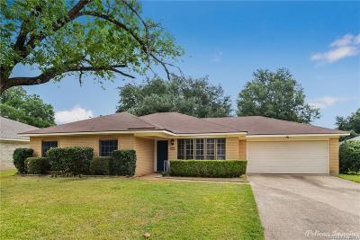 University Terrace, University Terrace South Single Family Home For Sale: 1513 Gentilly Drive