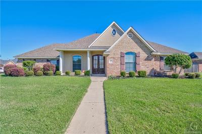 Bossier City Single Family Home For Sale: 105 Antietam Drive
