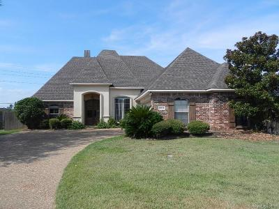Shreveport LA Single Family Home For Sale: $245,000
