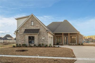 Bossier City Single Family Home For Sale: 260 Poydras Drive