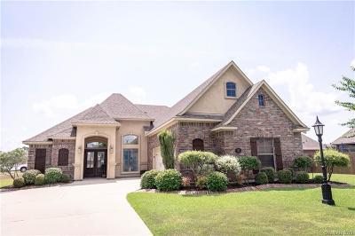 Haughton Single Family Home For Sale: 451 Dogwood South Lane