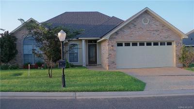 Shreveport Single Family Home For Sale: 2034 S Briar Hollow Street S #5